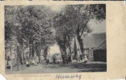 Hollum, Heereweg