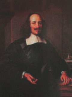 Portret van Willem Jans Blaeu