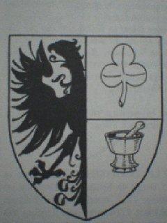 Burgerwapen Cornelis Eisma, dokter