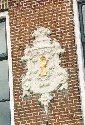 De Gouden Hand 1743
