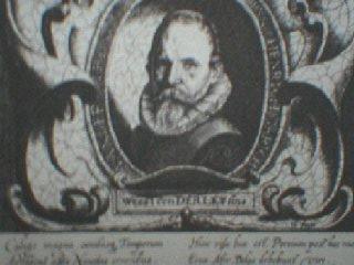 Portret van Jan Hendrick Jarichs van der Ley (1565-1639)