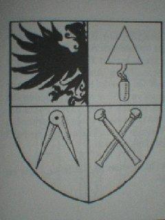 Burgerwapen Piebe Jans, metselaar