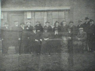 Polderbestuur 1931 te Ezumazijl