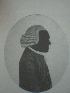 Silhouet van Harmannus Jansz van Assen (1725-1798)
