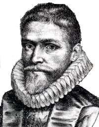 Portret van Snellius
