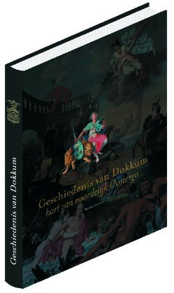 Cover van het boek Geschiedenis van Dokkum
