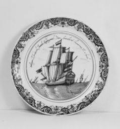 De pannenkoek van Hendrik Jacobs Nagtegaal van Ameland