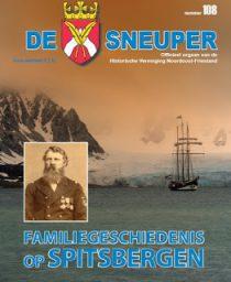 Familiegeschiedenis op Spitsbergen, Sneuper 108, december 2012