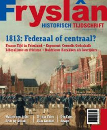 1813, Waling Dijkstra en Kollumer Oproer in Historisch Tijdschrift FRYSLÂN