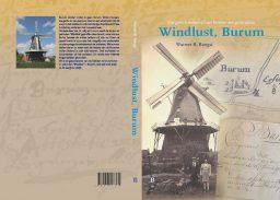 Nieuw boek Warner Banga over geschiedenis van molen Windlust te Burum