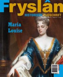 Historisch Tijdschrift Fryslan met special over Maria Louise van Hessen-Kassel