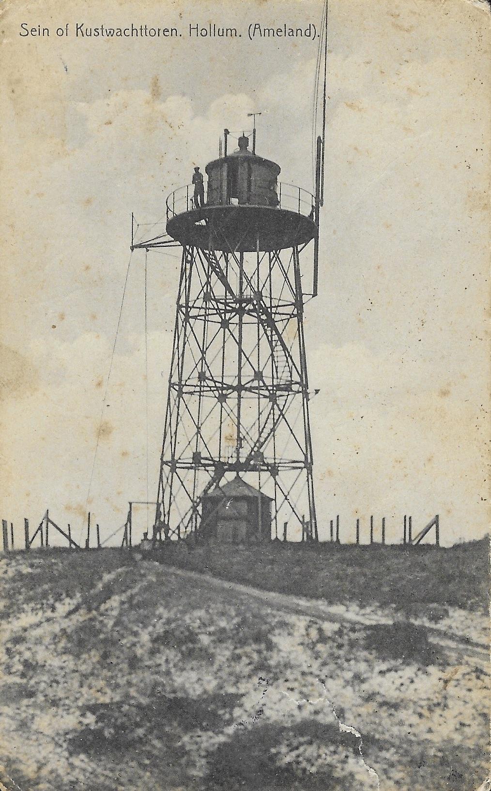 Hollum, sein of kustwachttoren