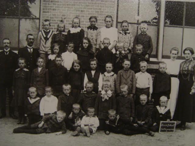 Schoolfoto Christelijke school Kollumerpomp