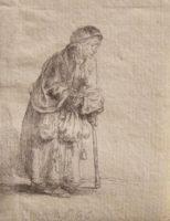 Ferwerder bedelares stierf eenzaam in een schuur (1815)