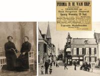 Dames-modemagazijn Van Erp (1905-1919)