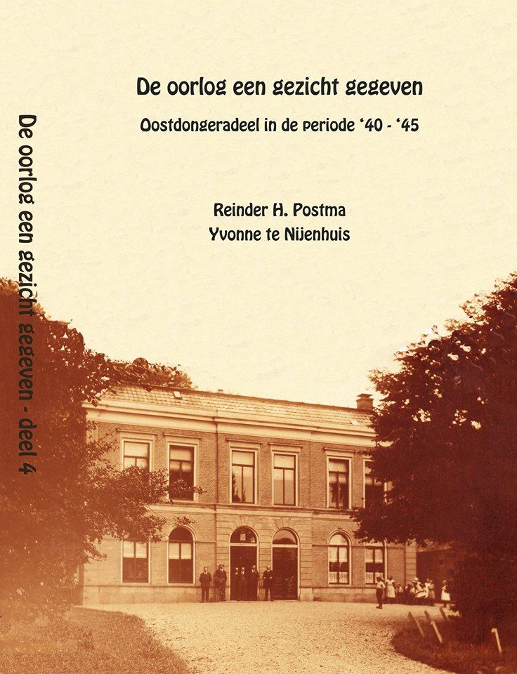 Nieuw boek over Oostdongeradeel in WO II