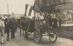 Koninginnefeest 1930 Kollumerpomp