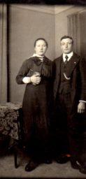 Pieter Frans Bos en Minke Kooyenga