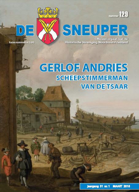 Sneuper 129 cover