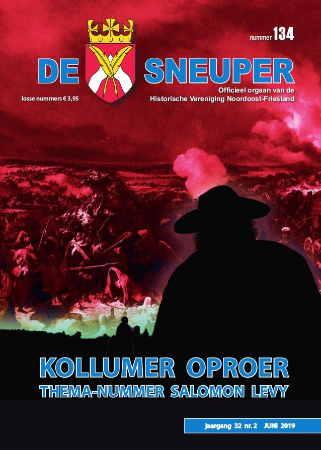 Salomon Levy, Kollumer Oproer, De Sneuper, HVNF