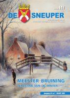 De Sneuper 141, maart 2021, met meester Bruining, Philander en kerkklokken