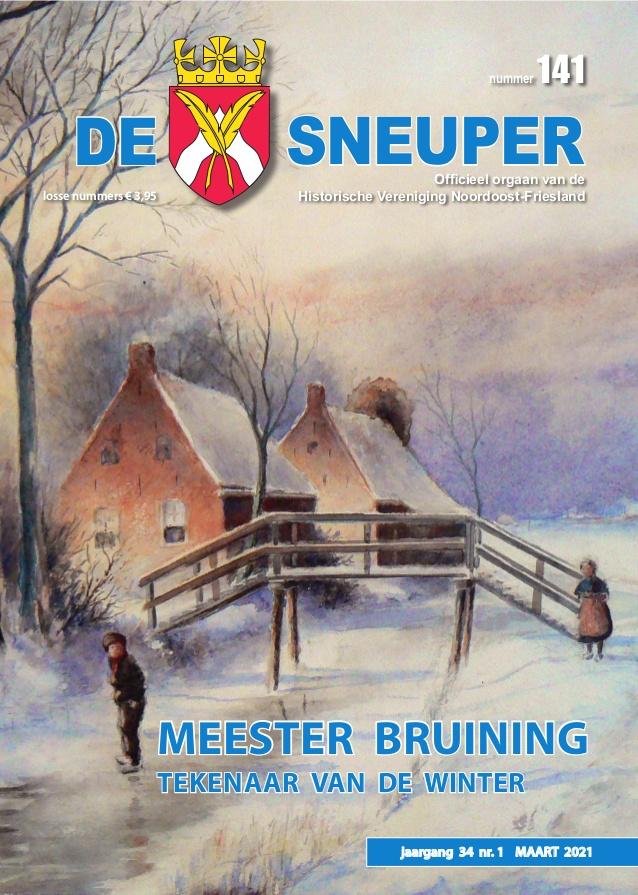 Sneuper 141 cover