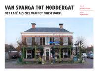 Intekenactie voor eerbetoon aan het Friese dorpscafé