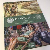 De Vrije Fries 2019 met Vegelin, Jonathan Israel en Culturele Hoofdstad