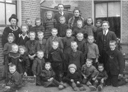 Klassefoto Betterwird 1905