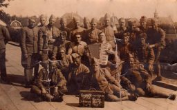 Krijgsgevangenen kamp Julianadorp
