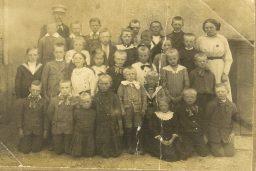 klassefoto onbekende school 1912