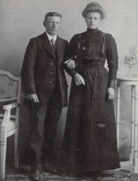 Meindert de Boer en Antje Gorter