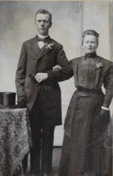 Onbekend echtpaar