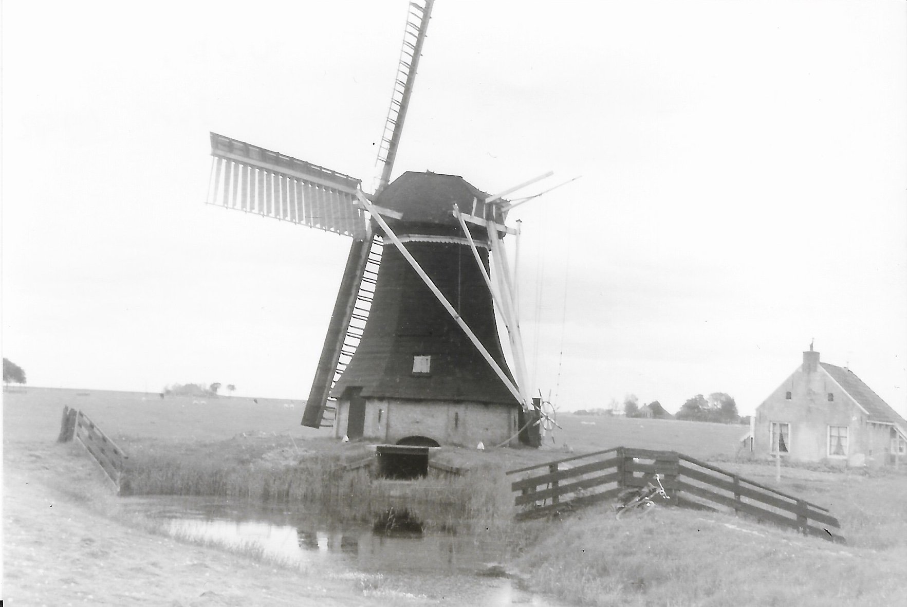 Westermolen, Kollumerpomp