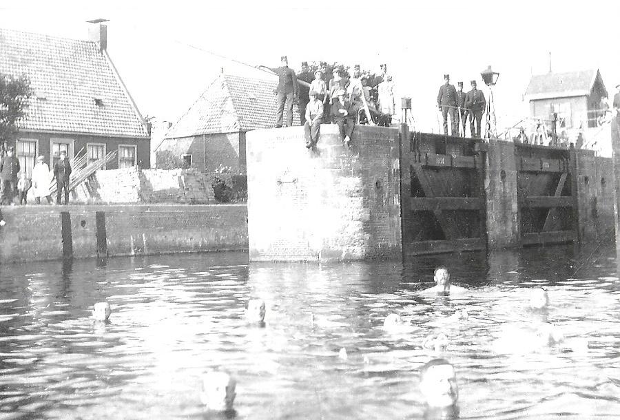 Dokkumer Nieuwe Zijlen 1914-1918