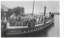 Boot van Fennema Engwierum