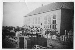 Verbouw Christelijke school te Kollumerpomp