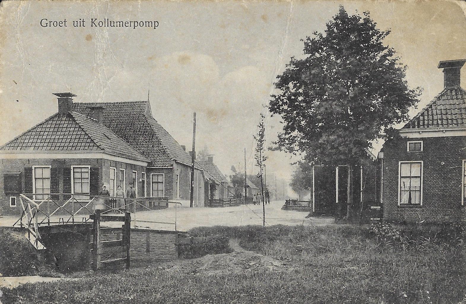 Kollumerpomp 1922