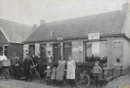 Kollumerpomp rijwielzaak familie Brinkman