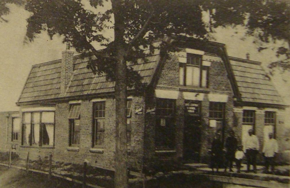 Cafe het Centrum te Kollumerpomp