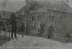 Bakkerij/woonhuis familie Bremer Kollumerpomp