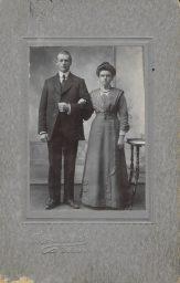 Pieter Gorter en Martha Brinkman