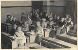 Schoolfoto Kollum 1946