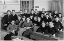 Schoolfoto Kollum