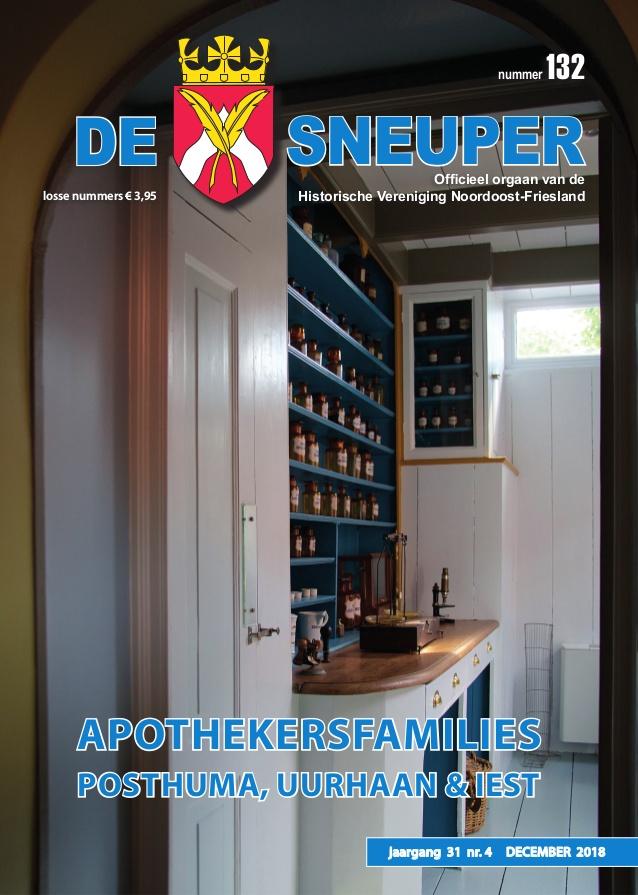 Sneuper 132 cover