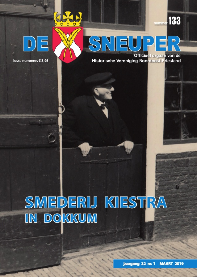 Sneuper 133 cover