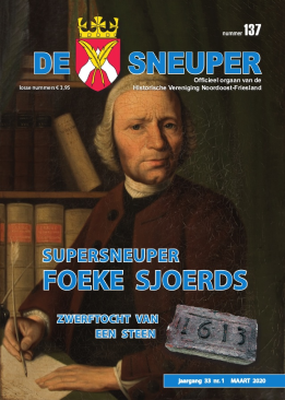 Sneuper 137 cover
