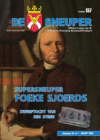 De Sneuper 137, maart 2020, met Foeke Sjoerds, Van Aylva, oorlogen en Ponga