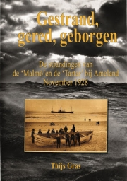 Presentatie 'Gestrand, Gered, Geborgen'