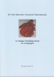 Nieuw boek: De Van Haersma's van Groot Haersmastate